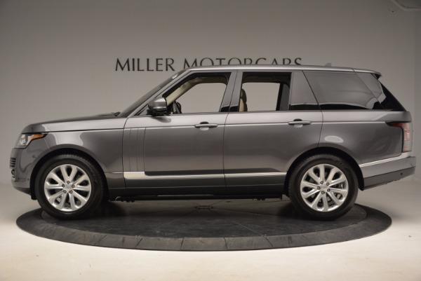Used 2016 Land Rover Range Rover HSE TD6 for sale Sold at Alfa Romeo of Westport in Westport CT 06880 3