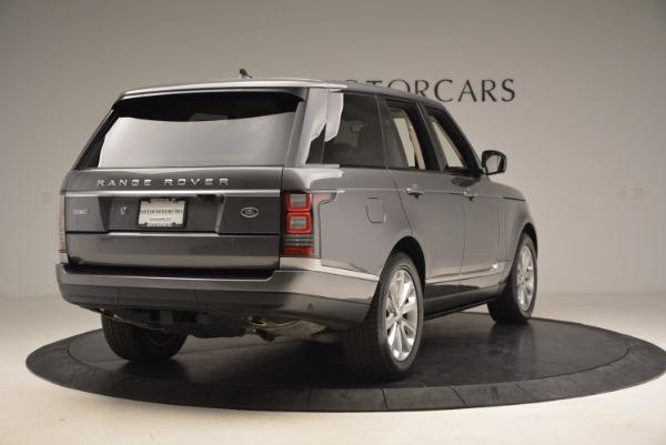 Used 2016 Land Rover Range Rover HSE TD6 for sale Sold at Alfa Romeo of Westport in Westport CT 06880 7
