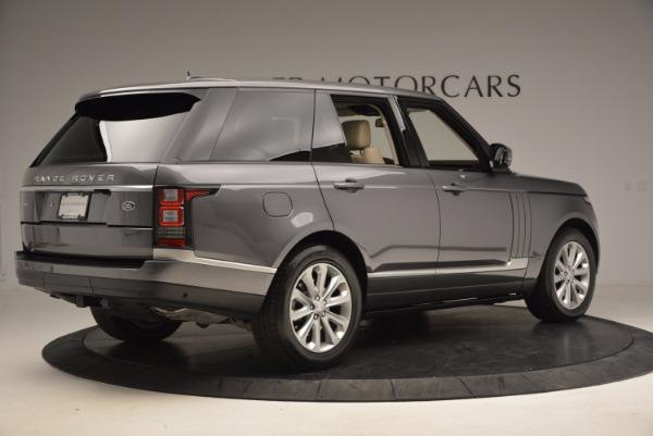 Used 2016 Land Rover Range Rover HSE TD6 for sale Sold at Alfa Romeo of Westport in Westport CT 06880 8